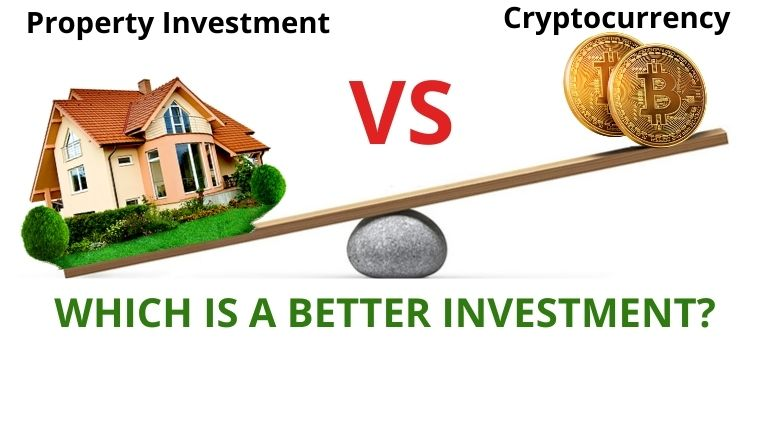 Cryptocurrency vs. Property Investment